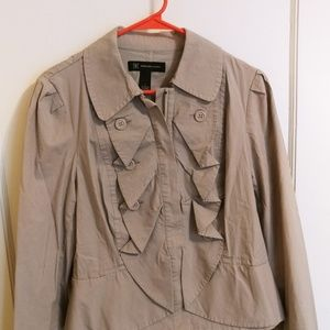 INC women's dress jacket size L